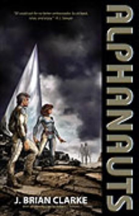 J. Brian Clarke - Alphanauts
