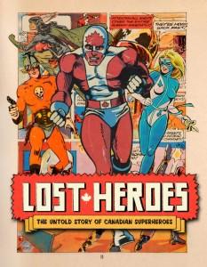 Lost Heroes Movie Poster