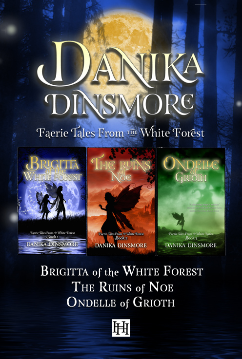 Faerie Tales from the White Forest Omnibus