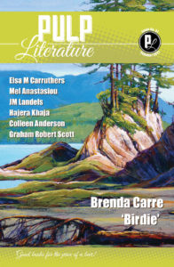 Cover of Pulp Literature, Issue 31, Summer 2021