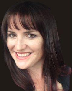 author headshot for T.S. Beier