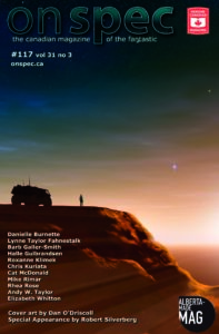 Cover of On Spec Magazine Issue 117