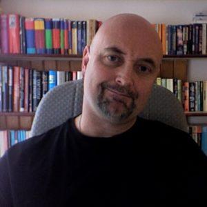 Author's photo of Simon Rose